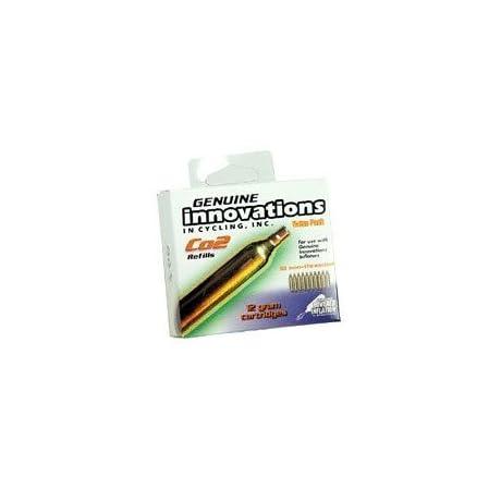 Genuine Innovations 12 Gram Non-Threaded CO2 Cartridge - 3 Pack - 2040