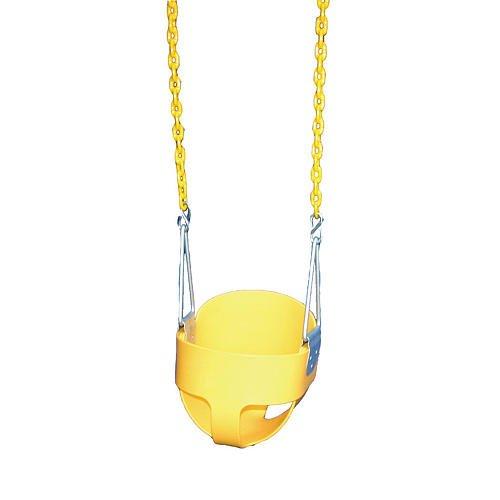 Full Bucket Swing Yellow front-651479
