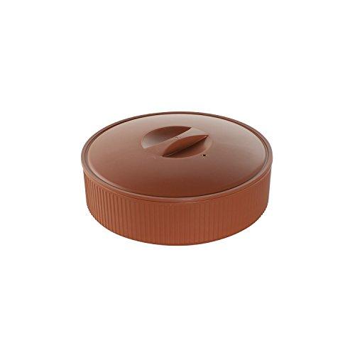 Nordic Ware Microwave Tortilla Warmer, 10-Inch (Crepe Paper Steamers compare prices)