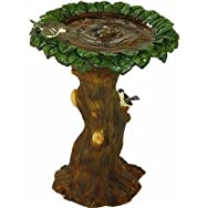 dib Global Sourcing WXFO1215B Tree Bird Bath Fountain
