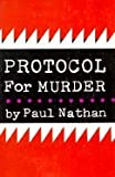 img - for Protocol for Murder (Bert Swain Mysteries) book / textbook / text book