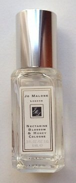 Jo Malone Nectarine Blossom & Honey Cologne 0.3 oz Cologne Travel Spray