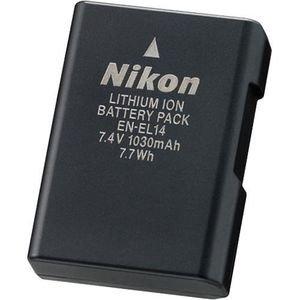 Nikon d5100 battery en-el14