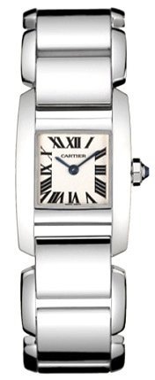 Cartier Tankissime 18kt White Gold Watch W650059H