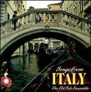 echange, troc Various Artists - Songs From Italy