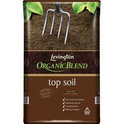 soil-compost-top-soil-levington-organic-blend-top-soil-20l-fast-postage