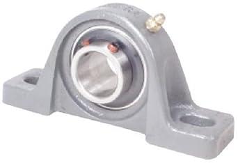 interior ancho, Relubricable, Anti-Rotación Pin, Collar Conjunto