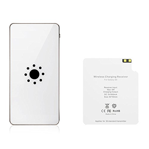 WiPack Qi Wireless Portable Battery Charger 3000mAh Photo