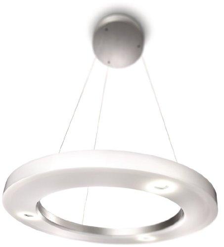 Philips 41620/48/48 Ledino Energy Efficient Led Pendant Light, Aluminum