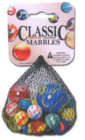 Classic Marbles Game (2 Pack)