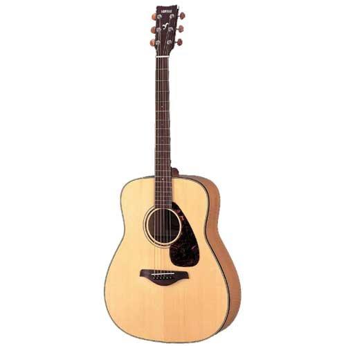 Yamaha fg720sl left handed folk acoustic guitar natural for Yamaha fgx720sca price