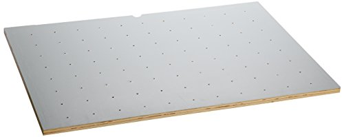 Rev-A-Shelf - 4DPBG-3021-1 - 30 x 21 Vinyl Coated Drawer Peg Board