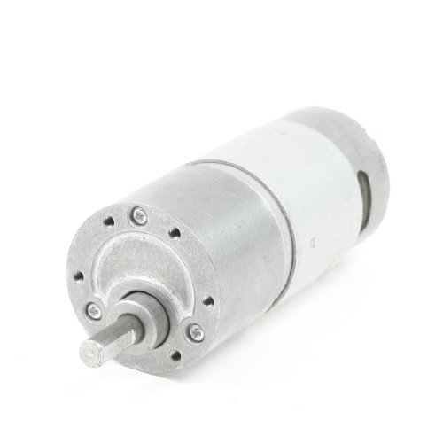 300Rpm 12V 0.6A High Torque Electric Speed Reduce Dc Geared Motor