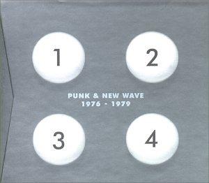 1 2 3 4 Punk & New Wave 1976-1979