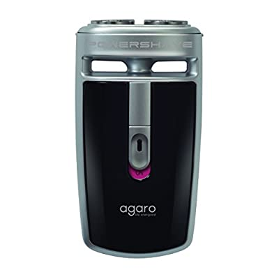 Agaro AG-DS-321 Battery Shaver (Black)