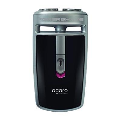 Agaro AG-DS-321 Battery Shaver (Black)