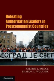 Defeating Authoritarian Leaders in Postcommunist...