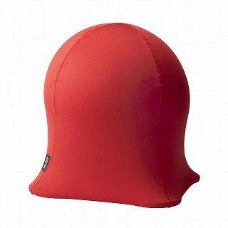 イデアレーベル Idea Label ブルーノ BRUNO バルーンスツール【Mサイズ】 Balloon Stool M レッド Red IOA002-RD チェア 椅子 バランスボール