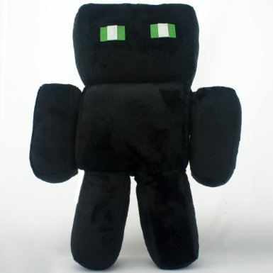 15 Minecraft Enderman Plush Doll Soft Toy Xbox Game from Sunning
