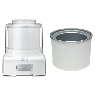 Cuisinart ICE-21 Ice Cream Maker and Bowl Bundle