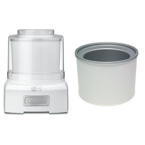 Cuisinart ICE-21 Ice Cream Maker and Bowl Bundle (Cuisinart Soft Ice Cream Maker compare prices)