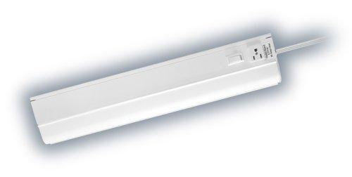 westek fa318hbamcc 18 inch plug in 15 watt fluorescent. Black Bedroom Furniture Sets. Home Design Ideas