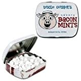 Savory Bacon Mints Candy Novelty Product Gag Gifts Meat