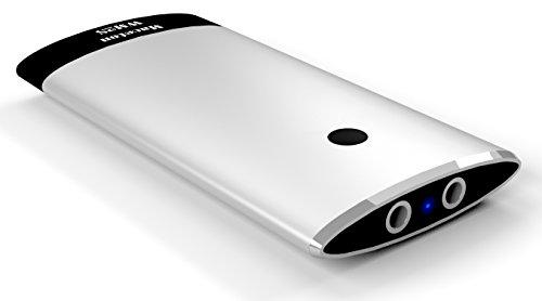 Maceton-Aluminium-drahtlose-Bluetooth-41-Empfnger-Adapter-mit-Verstrker-und-Lossless-APTX-und-Bass-Boost-Option-fr-Kopfhrer-Car-Audio-Lautsprecher-Start-Stereo-PC