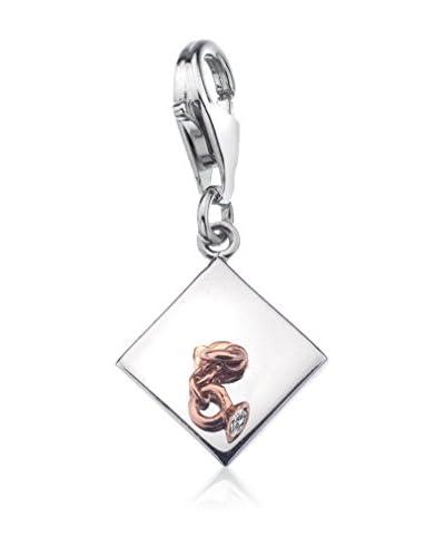 Hot Diamonds Charm argento 925