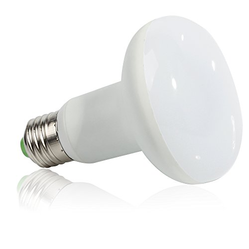 Lvjing New Super Bright 12W E27 Base Day White Led Spotlight Lamp Mushroom Light Bulb Incandescent Bulb Replacement