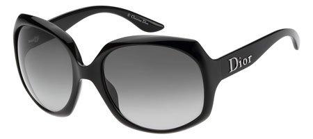Dior Glossy 1 584 62LF Black-Grey Gradient
