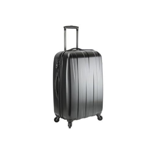 ストラティック ストラティック スーツケース Gopara Trolley 4-Rollen 70 cm (schwarz)