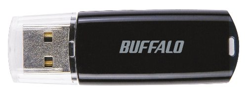 BUFFALO USB��� ����ץ롦����ѥ��� �Х�塼��ǥ� 16GB RUF2-WB16G-BK