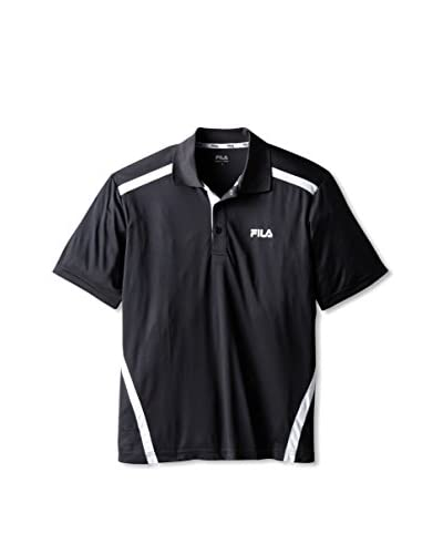 Fila Men's Training Limited Edition Contrast Insert Polo