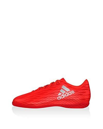 adidas Zapatillas de fútbol X 16.4 IN Rojo