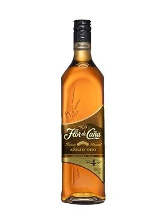 Flor de Cana 4 Year Old Gold Dark Rum