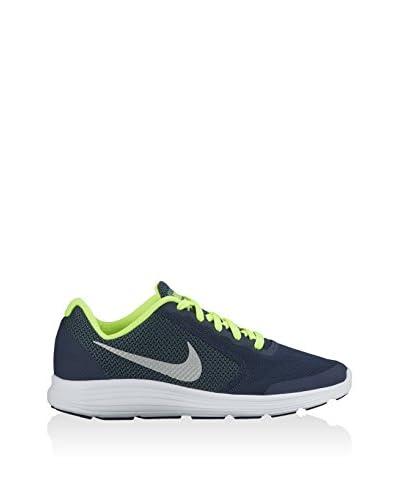 Nike Sneaker Revolution 3 (Gs) dunkelblau