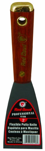 Red Devil 4106 2-Inch Flex Putty Knife