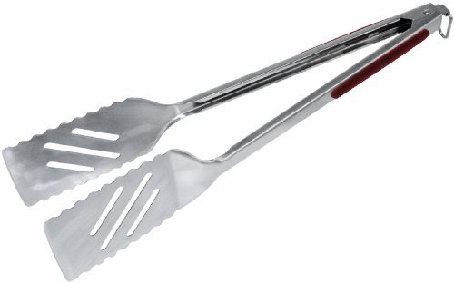GrillPro 40240 16-Inch Stainless Steel Tong/Turner Combination Jardin, Pelouse, Entretien