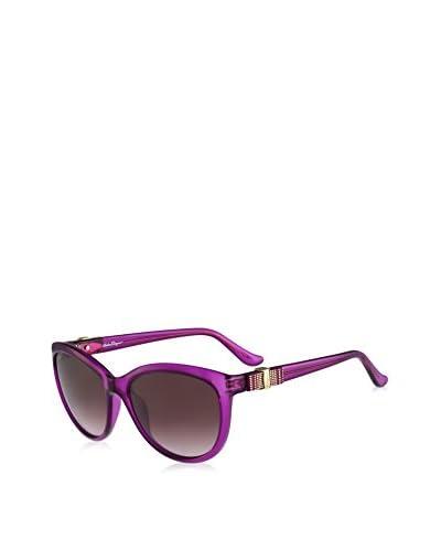 FERRAGAMO Occhiali da sole Sf760S (57 mm) Violetto