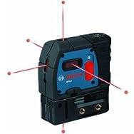 Robt. Bosch Tool GPL5 5-Point Self-Leveling Laser Level-5-POINT LASER