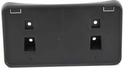 Evan-Fischer EVA19772021801 License Plate Bracket Front Black (Front License Bracket compare prices)