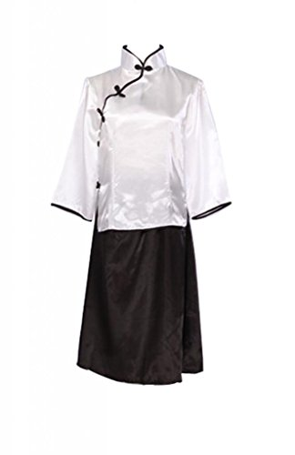 Chinese ancient costume Gowns Republic Student Halloween Cosplay