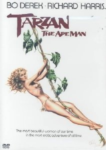 Cover art for  Tarzan, The Ape Man