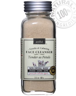 Organic Facial Cleanser - Gentle Natural Wash