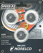 Philips Norelco HQ9 SpeedXL Replacement Heads