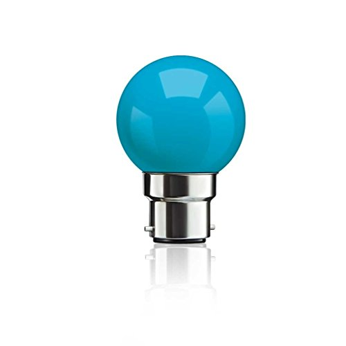 Syska 0.5W LED Bulb (Light Blue)