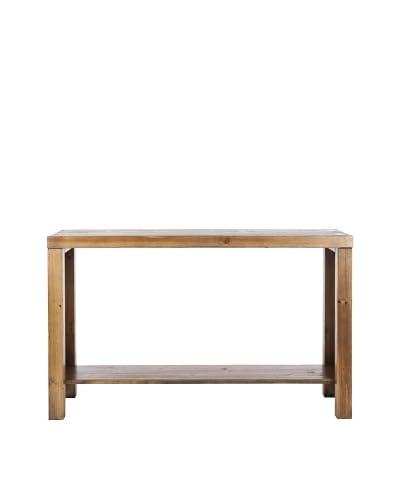 Safavieh Lahoma Console, Medium Oak