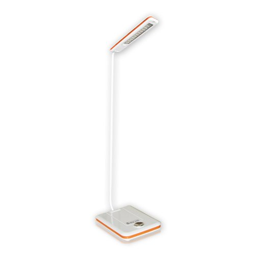 (Clear Stock, Buy Asap)Allpowers™ Nicron Hign Quality Folding Adjustable Led Light Lamp Dimmable Folding Reading Desk Light Eye-Care Lamp For Reading,Writing,Office Work,Travelling Or Any Other Activities