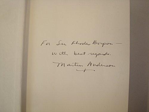 Revolution, Anderson, Martin